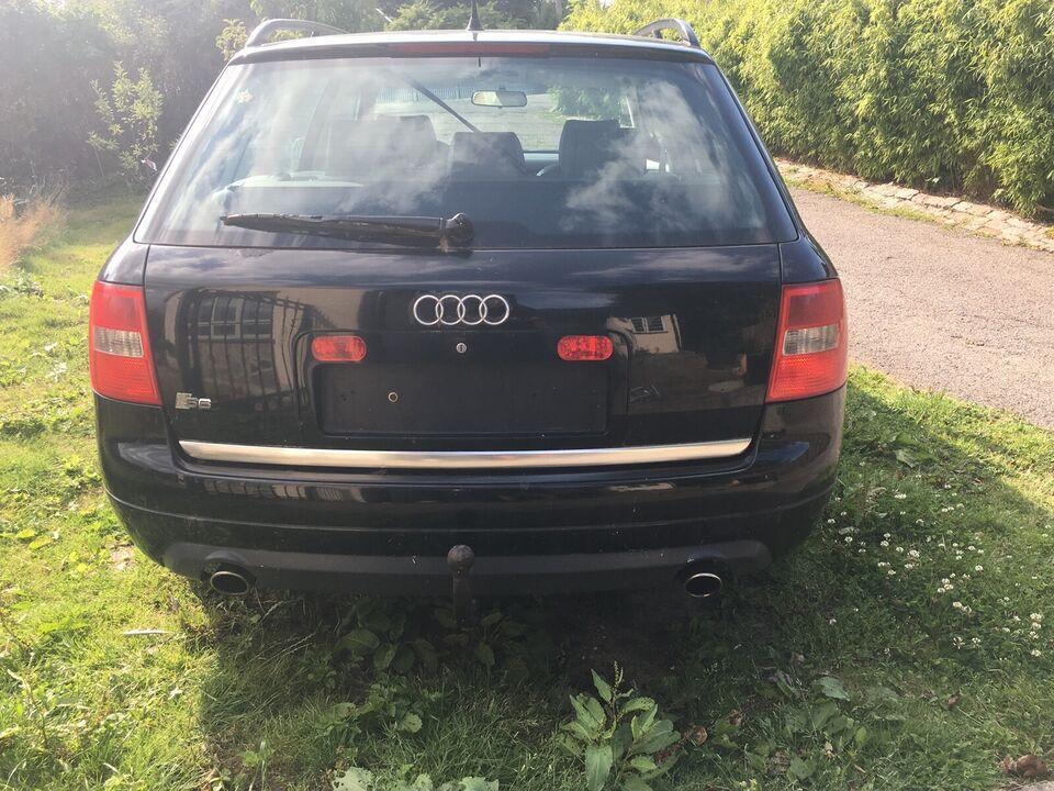 Audi S6, 4,2 V8 Avant quattro Tiptr., Benzin
