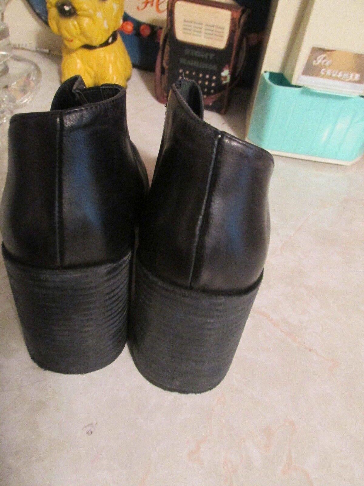 Free People  Terrah Heel Bootie 37 Stivali Size 7 EU 37 Bootie f640e0