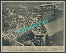 Bufa Luftbild Udine k.k. Luftwaffe Doppeldecker Südfront 12. Isonzoschlacht 1917