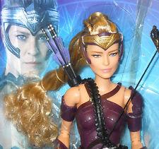 New Barbie 2017 Antiope Wonder Woman Blond Articulated Amazon Princess