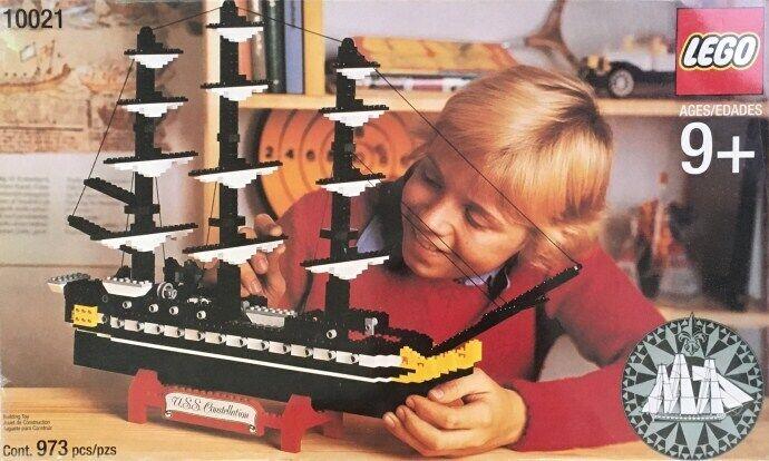 VINTAGE LEGO 10021, molto raro, Hobby Set