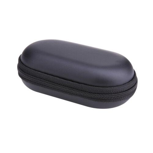 Headset Key Protect Carry Hard Case Bag Headphone Earphone Cable Storage Box