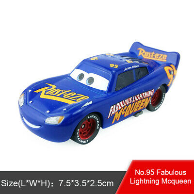 Disney Pixar Cars 3 No 95 Fabulous Lightning Mcqueen Diecast Metal