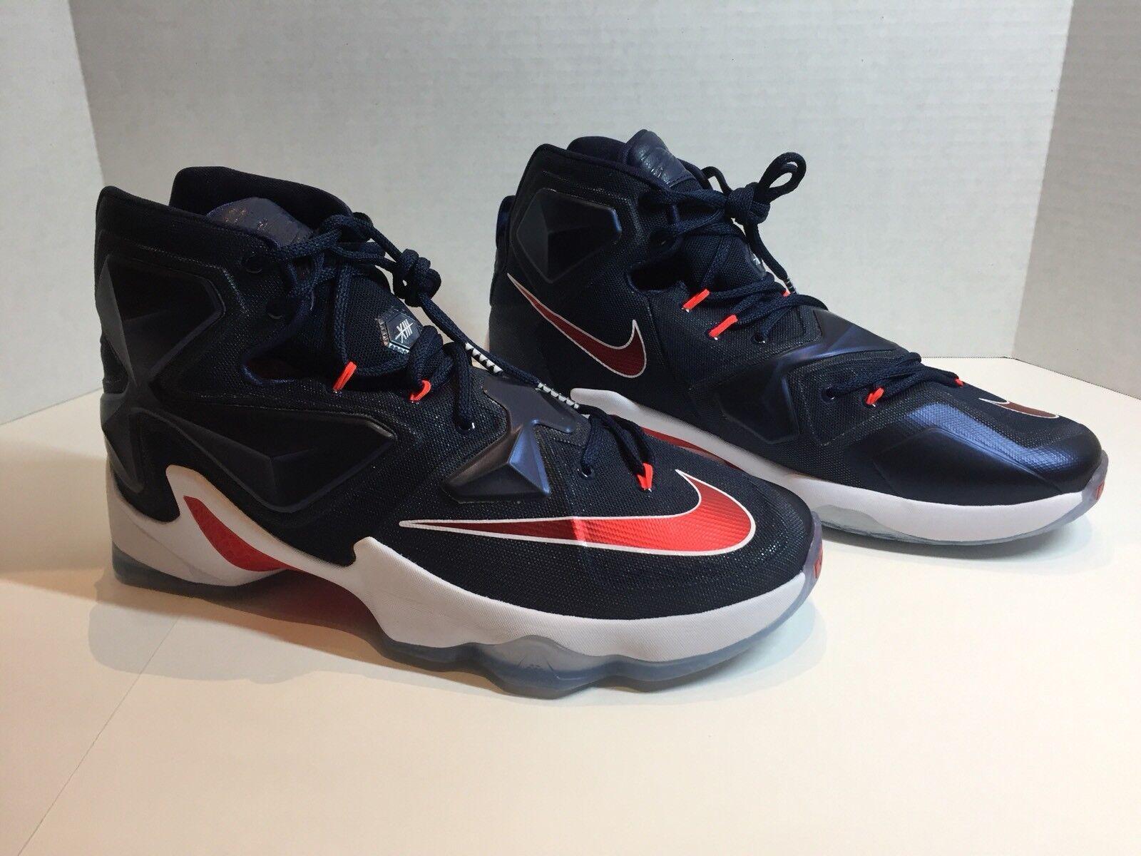 Nike lebron 13 xiii usa olympic scarpe da basket sz 12