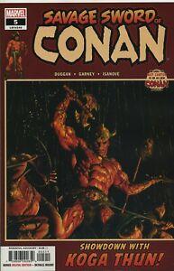 SAVAGE-Sword-of-Conan-5-2019-Marvel-Comics-USA-J110