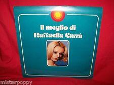 RAFFAELLA CARRA Il Meglio LP 1975 ITALY Prima stampa SIGILLATO MINT