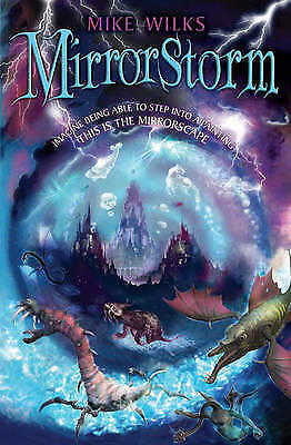 1 of 1 - Mike Wilks, Mirrorstorm (Mirrorscape), Very Good Book