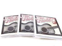 John Pearse Guitar Strings 3 Pack Acoustic Silk Wound Phos Bronze 510l