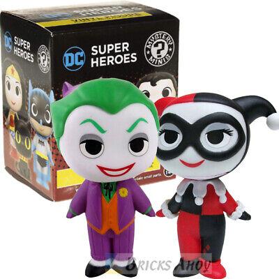 DC Super Heroes /& Pets Funko Mystery Mini Vinyl Figure The Joker