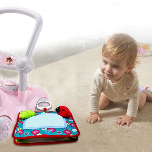 Safe Baby Mirror Developmental Learning Toy For Infant Crib Floor Fun Activity L