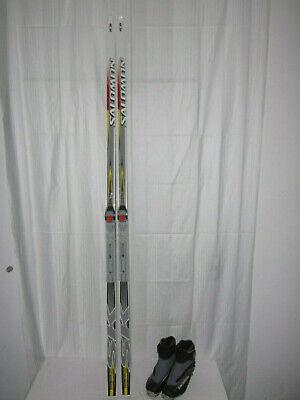 Vollständiger Satz Ski Salomon RS Skate