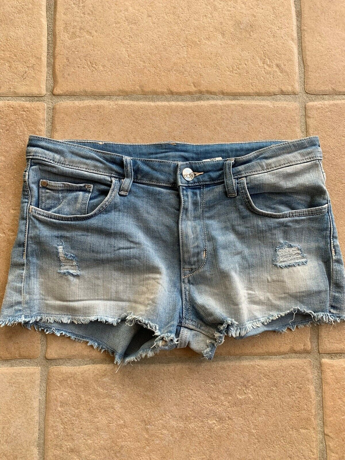 Shorts, Lys denim shorts , H&M