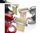 KitchenAid RKpra RB Pasta Roller Cutter Maker 3-piece Stand Mixer attachment set