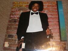 Michael Jackson LP Off The Wall SEALED ORIGINAL
