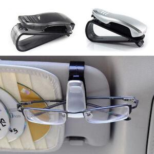 Car Interior Parts >> Details About Automobile Sunglasses Support Card Holder Clip Car Interior Parts Accessories