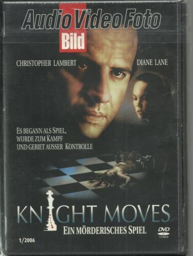 1 von 1 - DVD Knight Moves - Ein mörderisches Spiel 2005 Bild Audio Video