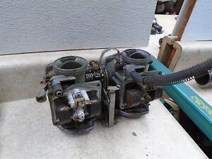 Honda-360-CB-TWIN-CB360-T-Used-Engine-Carburetor-Body-INCOMPLETE-1975-HB396