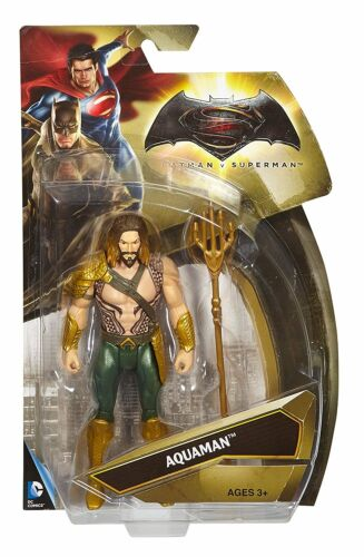 DC Comics MATTEL BATMAN VS SUPERMAN ACTION FIGURE DAWN OF JUSTICE SUPER HEROES