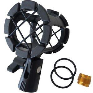 KEEPDRUM-PCMH1-professionelle-Mikrofon-Spinne-elastische-Halterung