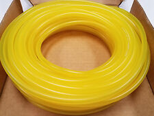 """TYGON FUEL LINE 1/8"""" ID x 1/4"""" OD CLEAR YELLOW (ORDER BY THE FOOT)"""