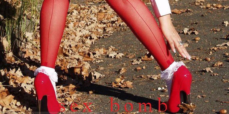 SEXY chaussures ROSSE lucide ESTREME ESTREME ESTREME da urlo TACCO metal 15 dal 35 al 44 GLAMOUR 504145