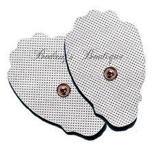 *PLUS BONUS*  Large Replacement Pads (4) for PCH Digital TENS Massage Massager