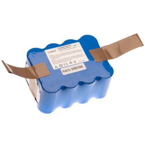 Akku für Candy Hoover RBC0035011 Staubsauger 2200mAh 14,4V NiMH