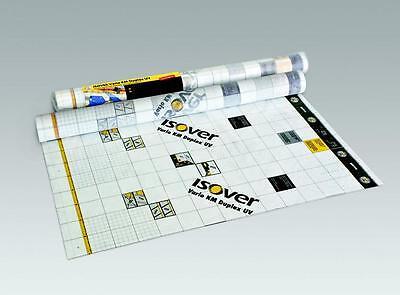 Isover Klimamembran Vario Km Duplex 40m1,5m Hochwertige Materialien Neue Mode 2,33€/m²