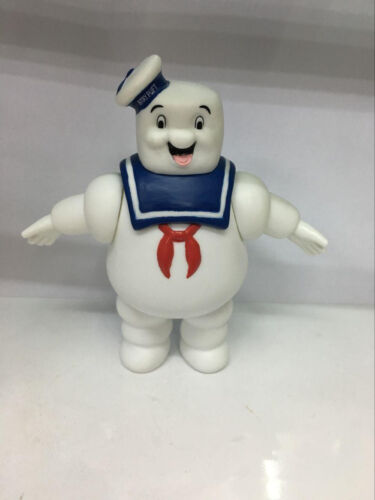 The Real Ghostbusters Stay Puft Marshmallow Man Figure Kenner Krogers Tonka Gift