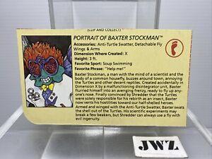 Baxter-Stockman-file-card-TMNT-TARTARUGHE-NINJA