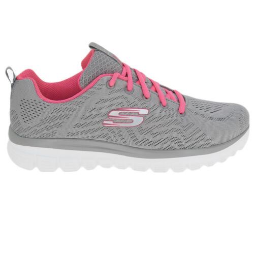 gycl Uk Cod Cm Scarpe 12615 Skechers 2 9w Connected 8 us Tg 5 Graceful 38 x4n0XOPn