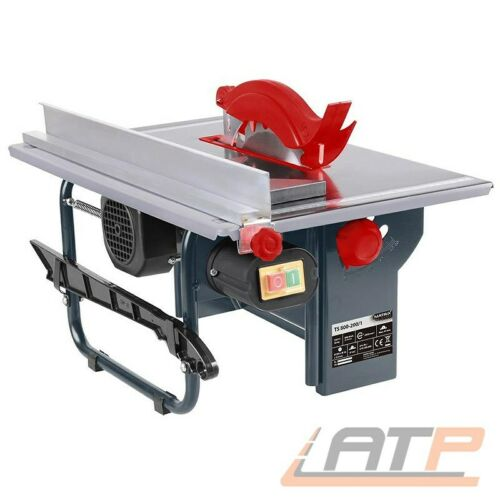 Matrice tableau saw table scie circulaire tischsäge stand scie circulaire ts 800-200//1 230v 800w