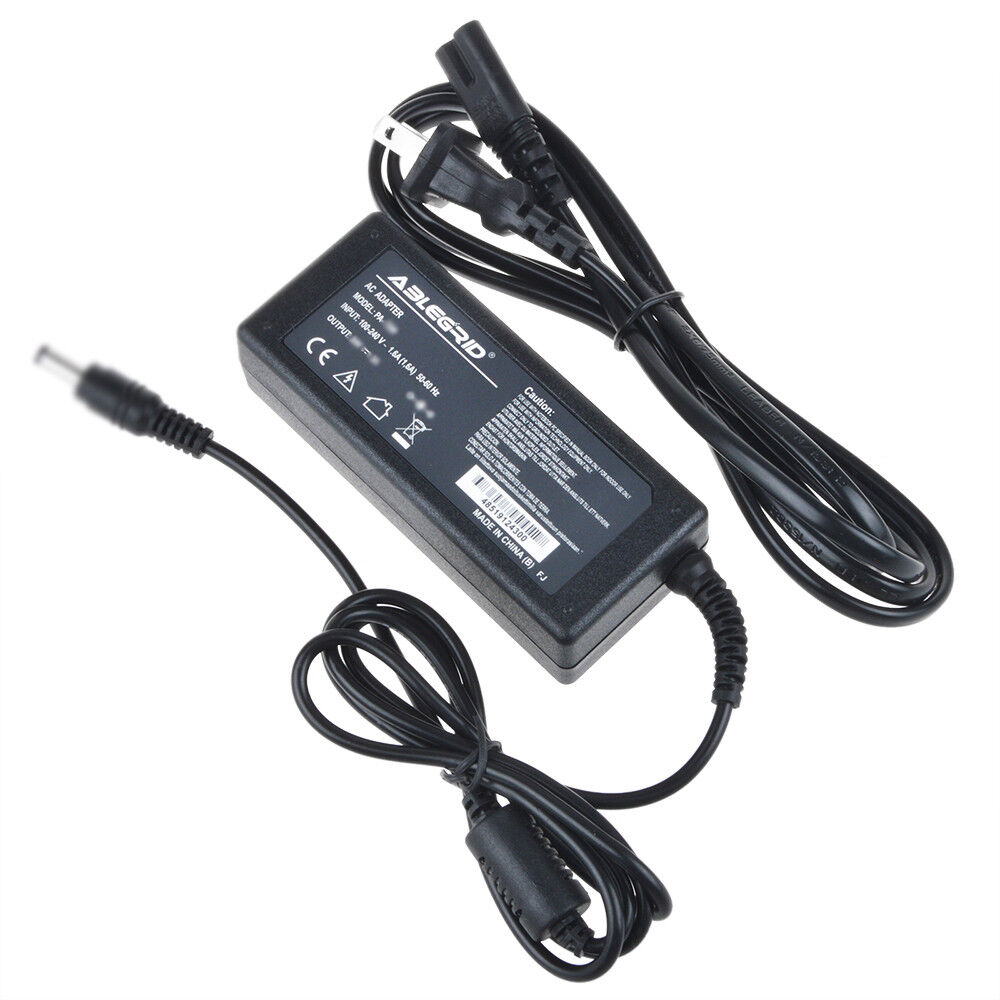 AC Adapter Charger For Vizio VSB211 Soundbar Subwoofer Speaker Power Cord Cable