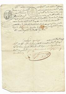 1827-justice-confession-manuscript-document-RARE-confession-stamp-amazing-SIGNA