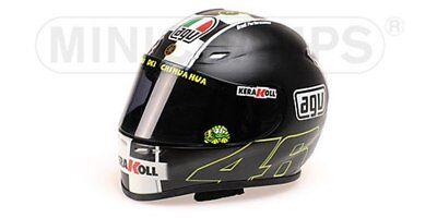 MINICHAMPS 328 080046 080076 080086 080088 AGV HELMETS V Rossi MotoGP 2008 1:2nd