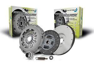 Blusteele-Kit-De-Embrague-amp-Solid-Volante-para-Nissan-Patrol-GU-Y61-2-8L-RD28ETi