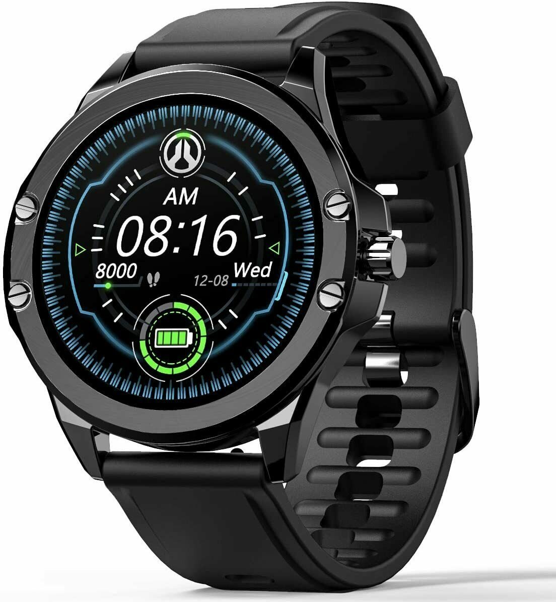 Smart Watch for Android and iOS Bluetooth Smartwatch for Women Men IP68 Waterpro and android bluetooth Featured for ios men smart smartwatch watch women