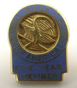 Nra National Rifle Association Of America Five Year Member