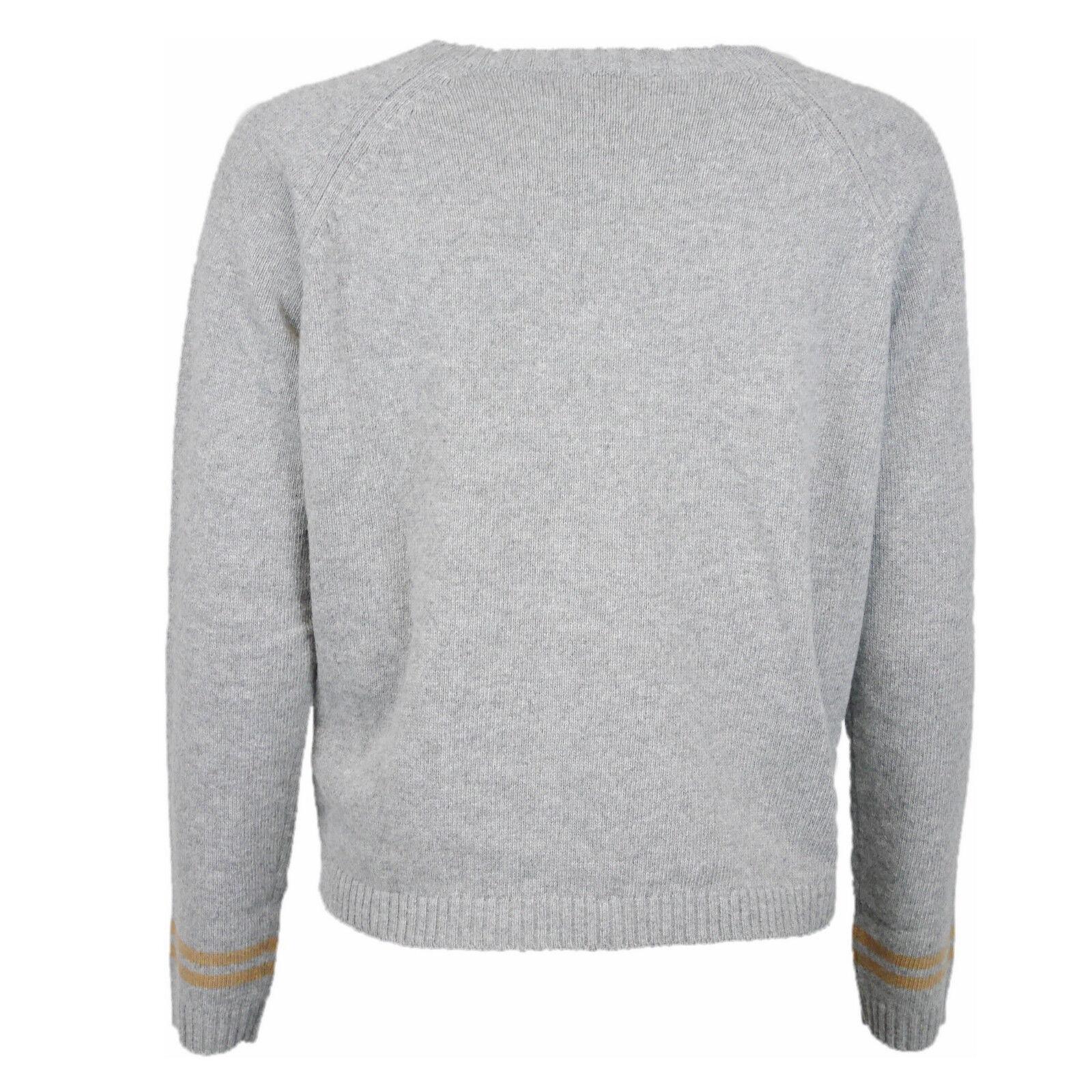 KANGRA MAGLIONE UOMO grigio 56 grigio UOMO chiaro lana twill 096b0e
