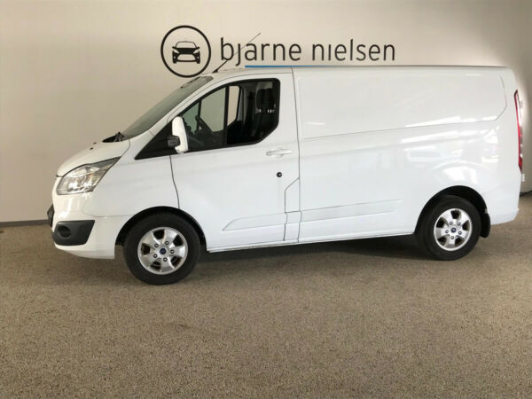 Ford Transit Custom 290L 2,0 TDCi 170 Limited aut. - billede 1