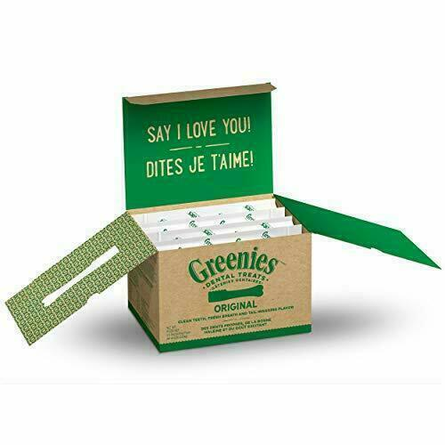 GREENIES Original Regular Size Dog Dental Chews - 72oz
