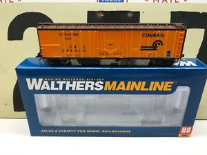 Walthers-HO-Scale-CR-Conrail-50-Mechanical-Reefer-RD-359010-RTR-New