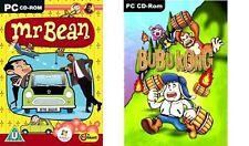 mr bean (USED)  &  bubu kong (NEW&SEALED)