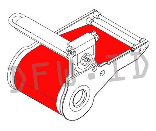 10 Pack of New DATACARD 150i Silver Topper Tipping Foil 597950-015 OEM Genuine