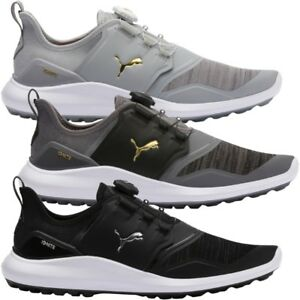 3685010d1c956e New 2019 Puma IGNITE NXT DISC Spikeless Golf Shoes - Choose your ...