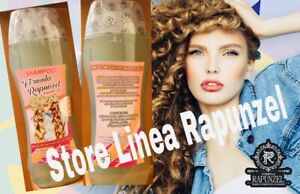 Details About Rapunzel Shampoo Curly Hair Fast Growth Hair 6 Cms In A Month