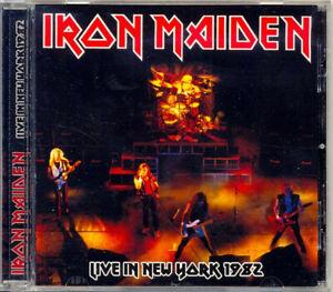 IRON-MAIDEN-034-Live-In-New-York-1982-Soundboard-RARE-CD