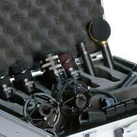 Audix Studio Elite 8 Drum Microphone Kit Scx1, Scx25a, D6, D2, D4, I5