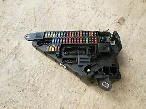 bmw e60 m5 550i 650i 645ci m6 fuse box relay module assembly oem image is loading bmw e60 m5 550i 650i 645ci m6 fuse