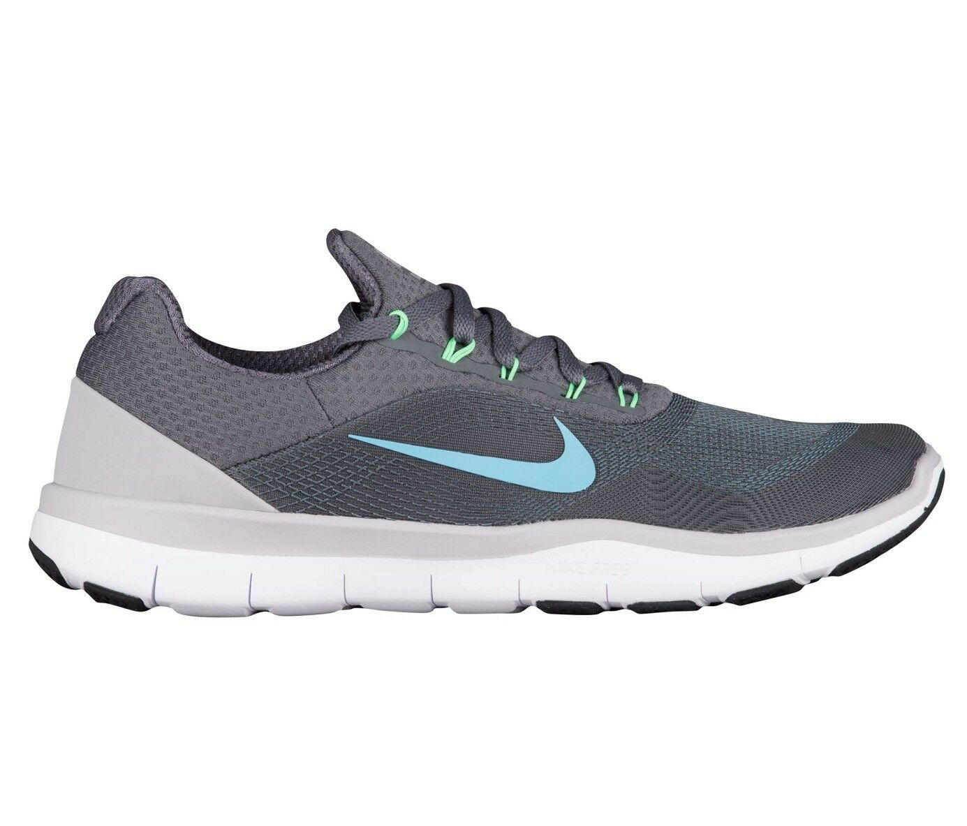Nike Free Trainer V7 Mens 898053-006 Dark Grey Blue Training Shoes Size 13